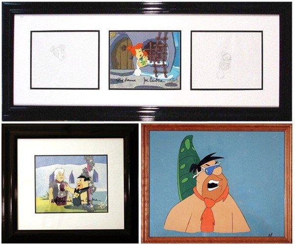 14: Animation: Hanna-Barbera Studios (three)