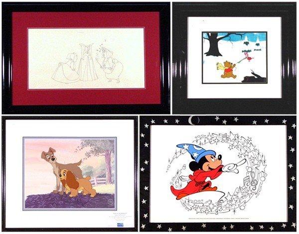 16: Animation: Walt Disney Studios (four)