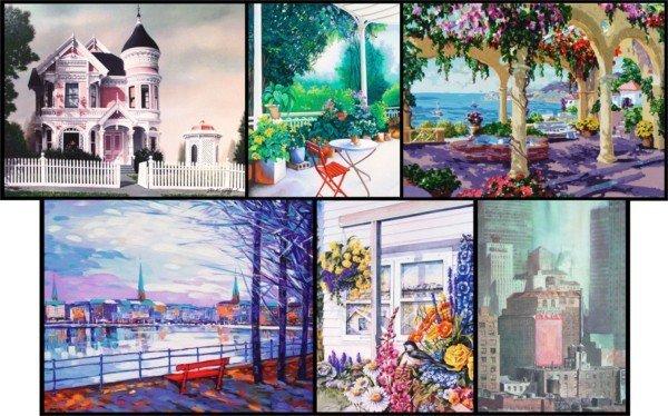 24: Julian Askins, Shkelgim Dani, unidentified artist,