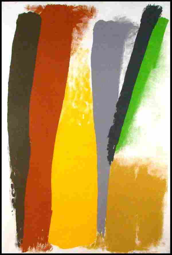 Friedel Dzubas (1914-1994) German/ American