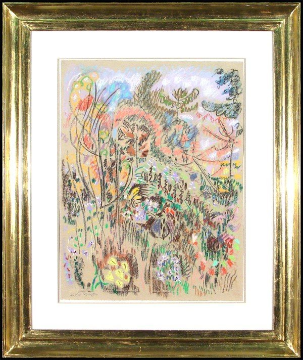 209: Andre Masson (1896-1987) French