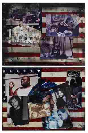 Val Kilmer (b. 1959) American (two)