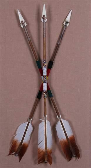 Native American Arrows