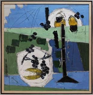 Claude Venard (1913-1999) French