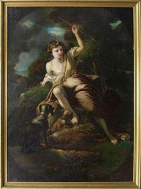 circle of Charles De La Fosse (1636-1716) French