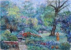 Hughes Claude Pissarro (b. 1935) French