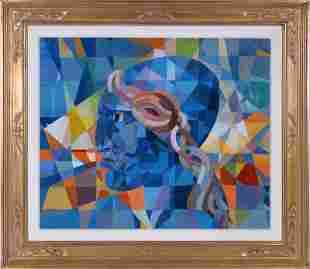 Endre Szasz (1926-1995) Hungarian