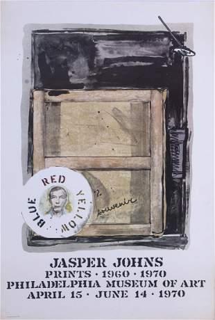 Jasper Johns (b. 1930) American