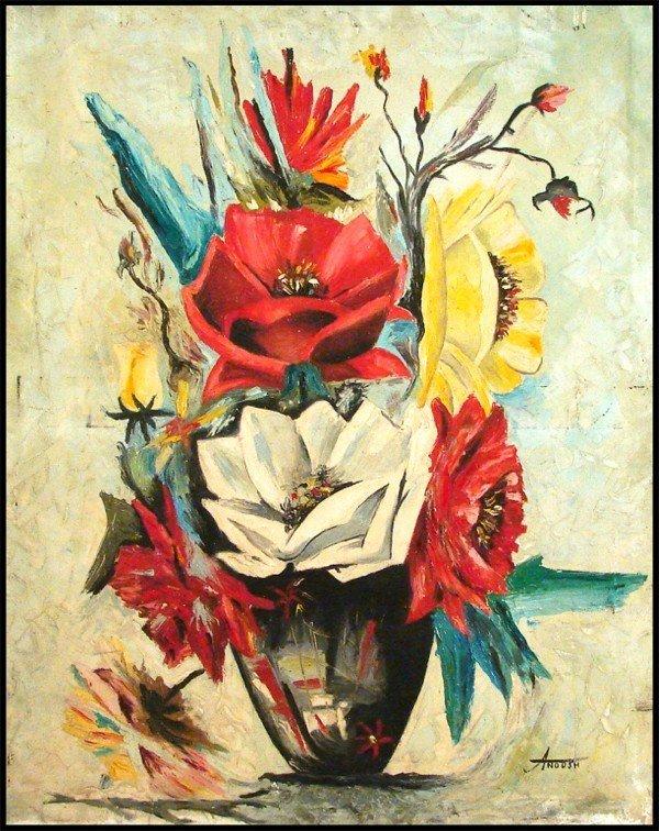 13: Rahnarvardkar Anoush (b. 1924) Iranian