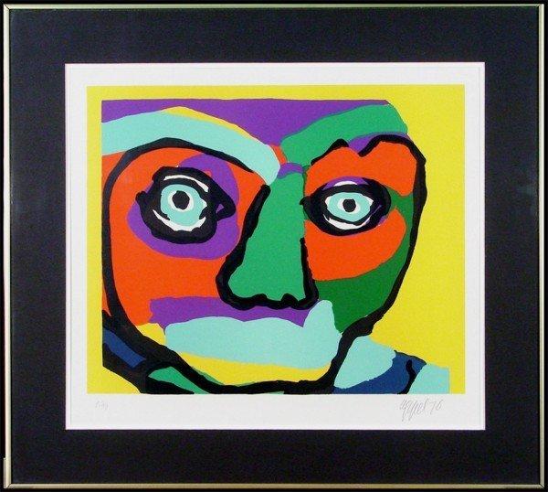 14: Karel Appel (1921-2006) Dutch