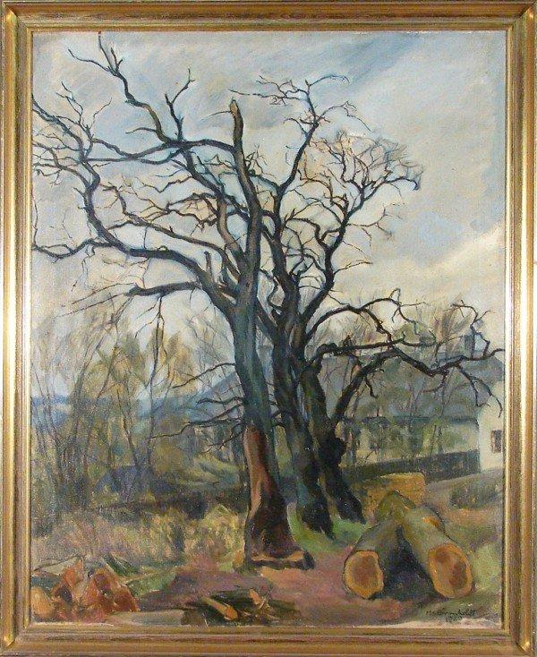 21: H. C. Bahrenholdt (1890-1976) Netherlands