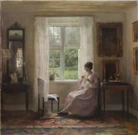 Carl Vilhelm Holsoe  (1863-1935) Denmark