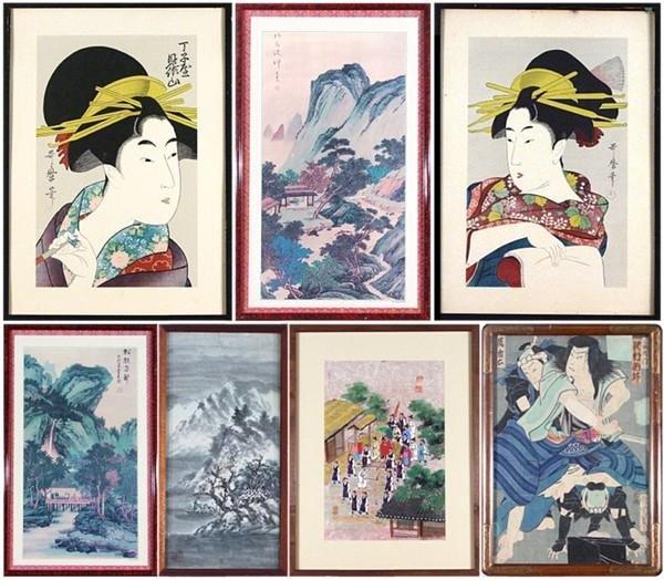 14: Asian Collection (seven)