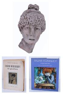 Sarah Bernhardt (1844-1923) French