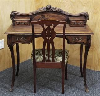 Sarah Bernhardt's desk