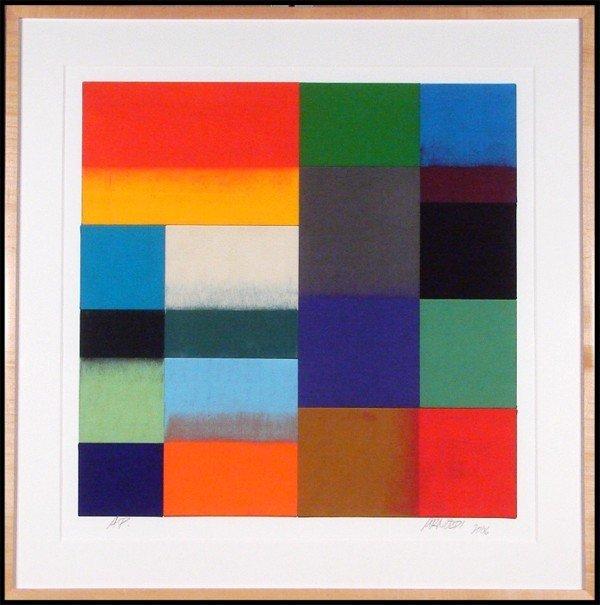 17: Charles Arnoldi (b. 1946) Californian