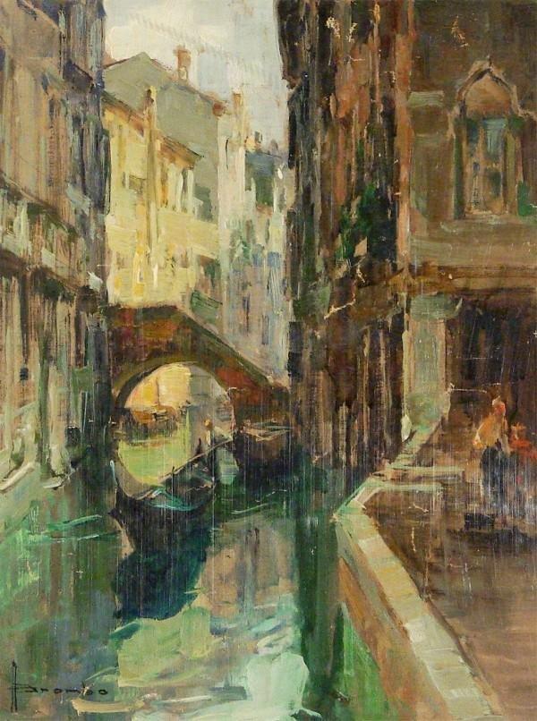 53: Angelo Brombo (1893-1962) Italian