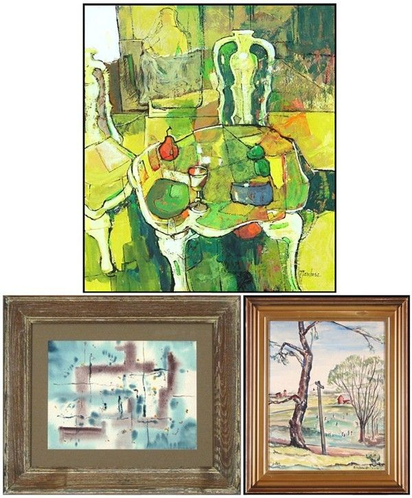 Marchese, Margaret Gleysteen & Betty Schmidt (thre