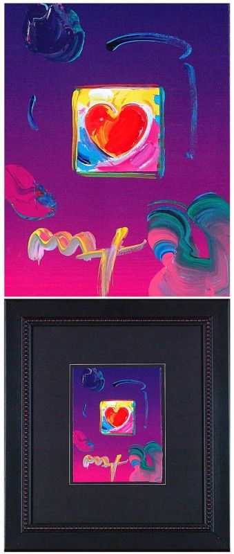 200: Peter Max (b. 1937) German/ American