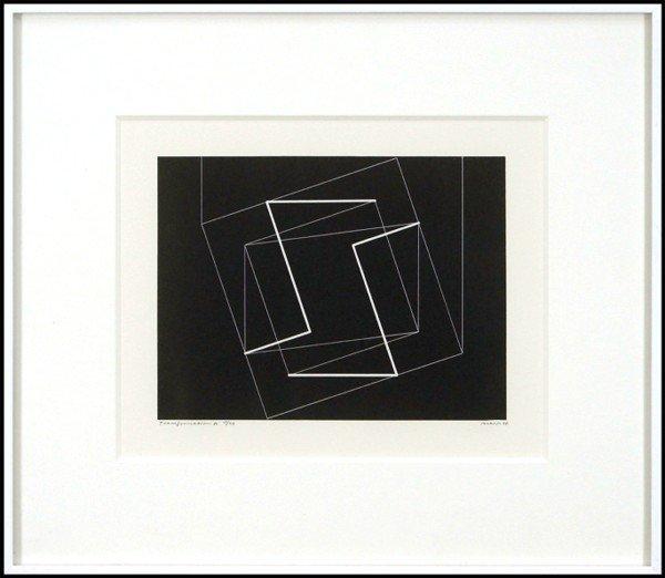 3: Joseph Albers (1888-1976) German/ American