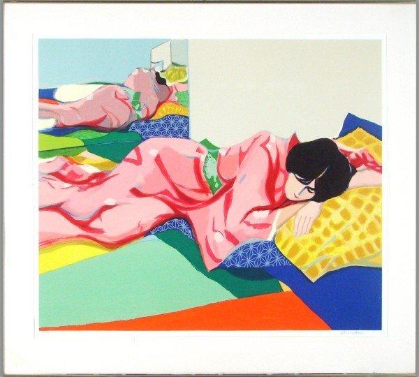 17: Tadashi Asoma (b. 1923) Japanese/ American