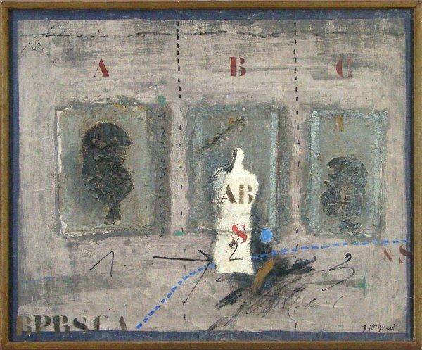 49: James Coignard (1925-2008) French