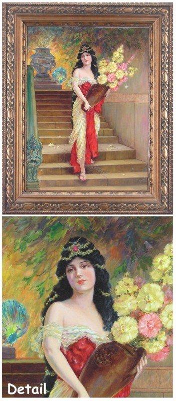 66: Lillian Deane (1881-1972) American