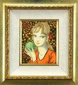 143: Foussa Itaya (b. 1919) French/ Japanese