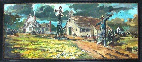 16: American School (20th Century)