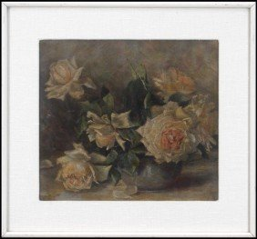 Decorative Arts: Antique Painting