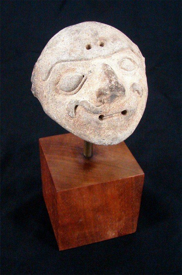 107: Decorative Arts: Pre-Columbian Style Artifacts