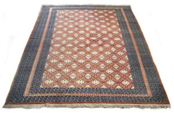 109: Decorative Arts: Middle Eastern Rug
