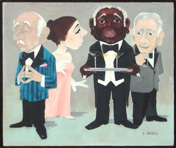 118: Eugene Dobos (20th Century) American