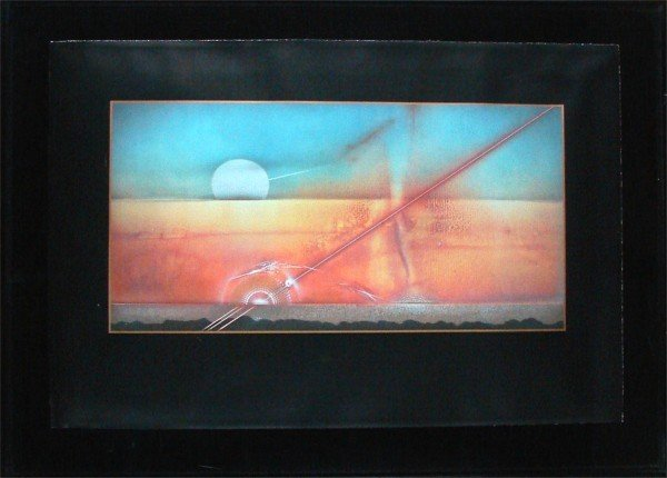 217: Andreas Nottebohm (b. 1944) Californian