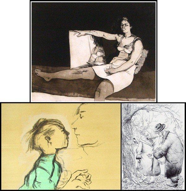 2: Sigmund Abeles (2), Dobbins (3) & Seymour Lewis Rose