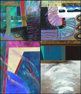 3: Abstract Collection I (thirteen)