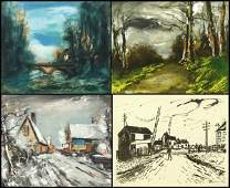 158 after Maurice Vlaminck 18761958 French