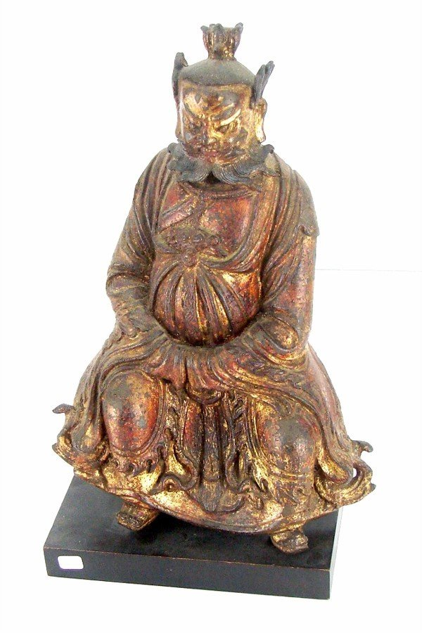 337: Asian Statue