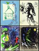 52: Marc Chagall (1887-1985) Russian/ French (ten)