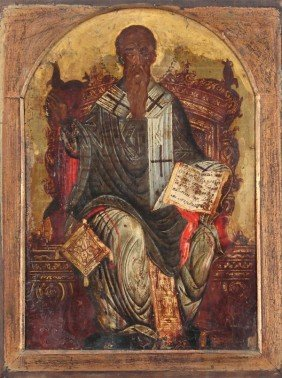Decorative Arts: Icon