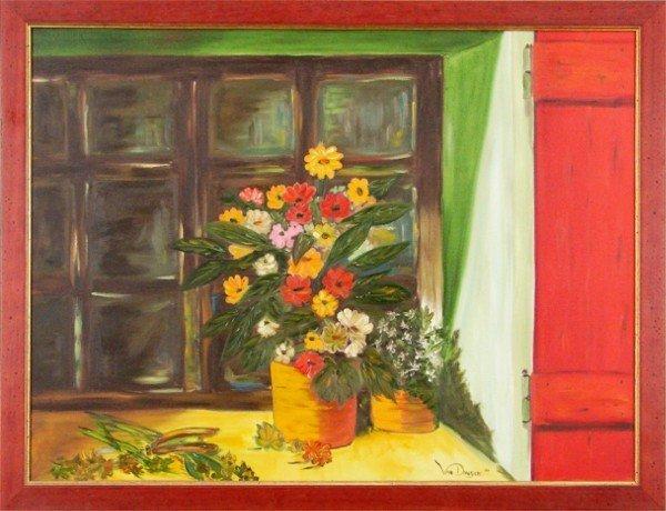 83: Frank Van Dongen (20th Century) Dutch American