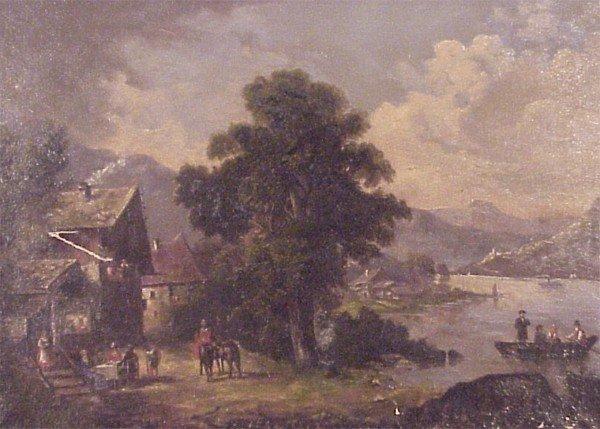 401: 19th Century School