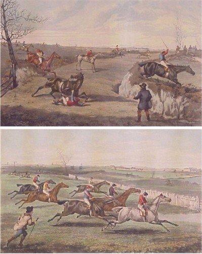 404: Henry Alken (1785-1851) British (two)