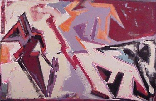 415: Dennis Ashbaugh (b. 1946) American