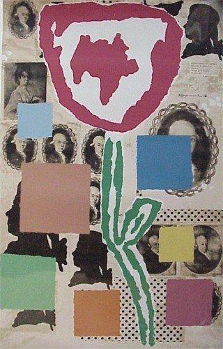 418: Donald Baechler (b. 1956) American