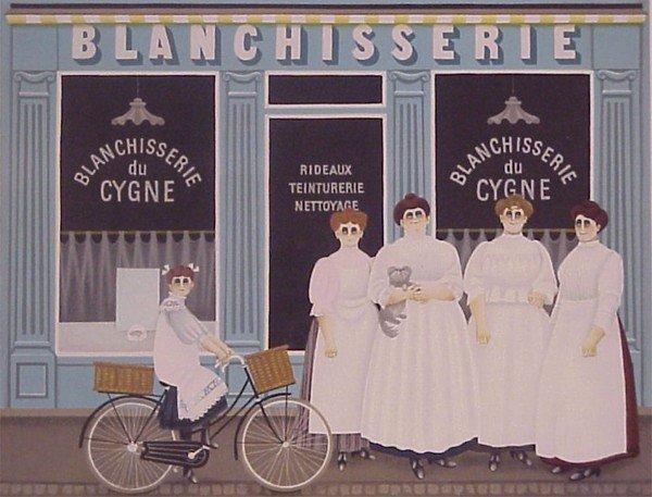 422: Jan Balet (b. 1913) German