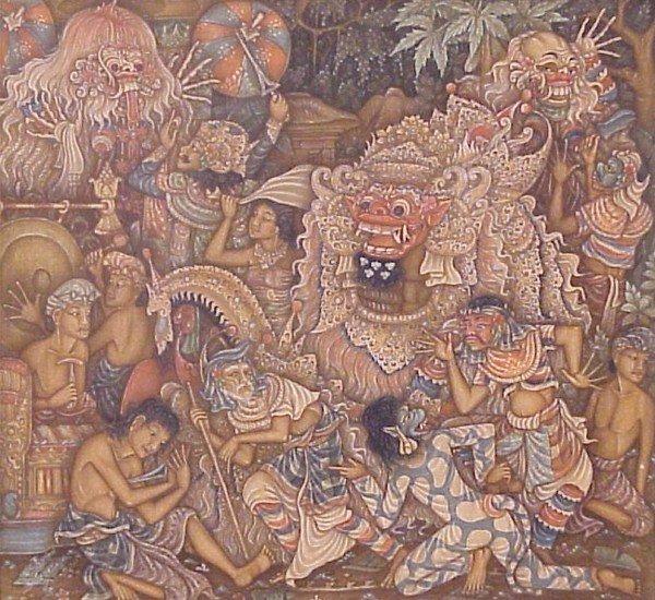 423: Balinese School (20th Century)