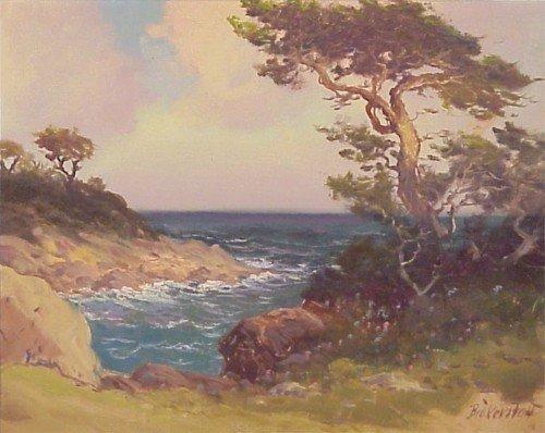 439: George Bickerstaff (1893-1954) Californian