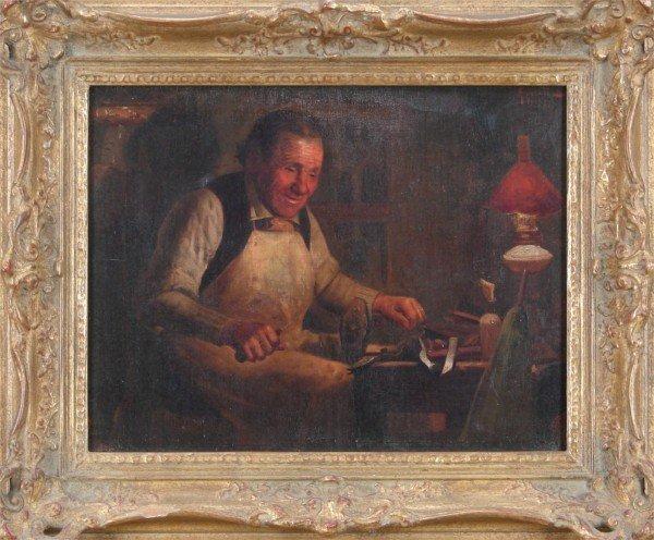 3: Rodolfo Agresti (19th Century) Italian