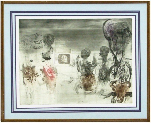 16: Jiri Anderle (20th Century) Czechoslovakian